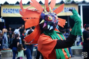 Skull Kid Majora's Mask by PkmnTrainerNesutoru