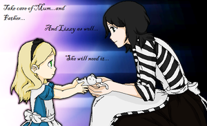 Take care of them...Alice... (Attempt 2) by MelodyMizu