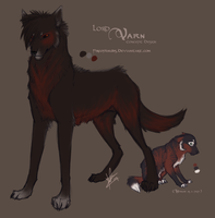 . Varn Character Concept . by FireofAnubis