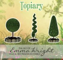 Topiary by zememz
