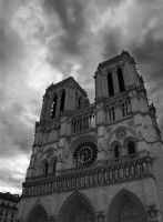 Notre Dame by BlackFlowerBlossoms