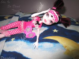 Draculaura SISDT Five by Childofwestwind