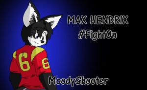 Max Twitter Profile Banner by MoodyShooter