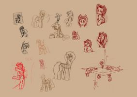 Sketches6 by otakuap