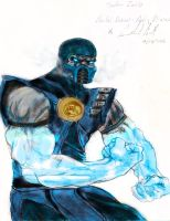 Sub-Zero: Grandmaster of the Lin Kuei by Panther10