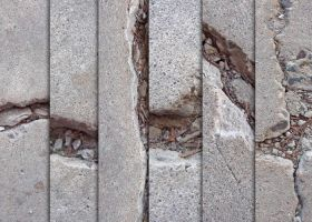 Large Cement Crack Textures Part 1 by sdwhaven