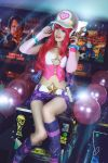 Arcade Miss Fortune - League of Legends by TineMarieRiis