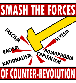 Smash Counter Revolution by Party9999999