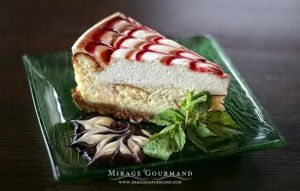 Cheesecake by MirageGourmand