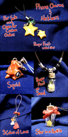 Charms and Necklaces FOR SALE by XxoOjunefoxOoxX