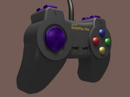gravis controller by musth