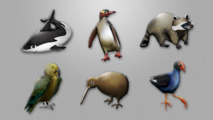 animals icon by Matylly