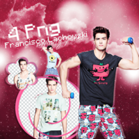#8 Francisco Png Pack by zeynxx