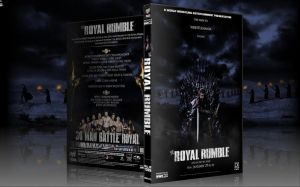 Royal Rumble 2012 custom DVD by Photopops
