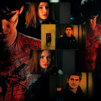 Peter Parker and Mary-Jane by survivekaleidoscope