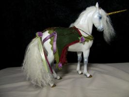 Charisma ooak unicorn by AmandaKathryn