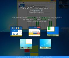 Metro +7 - for 8.1 by littlegeekguy