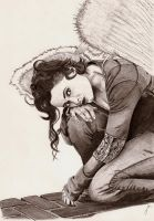 Helena the Angel by jos01