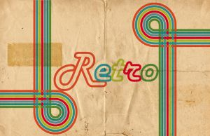 Retro in colors by cande-knd