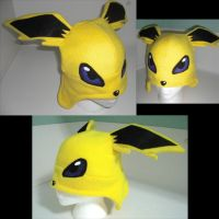 Pokemon Jolteon Hat by Toastbat
