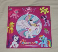 Pony Puzzle Book by CheerBearsFan
