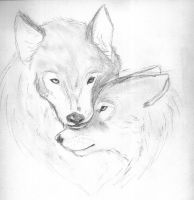 Wolves by Gladimus