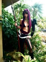 Morrigan at Supercon by Dahlia-Thomas