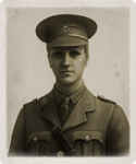 Old Army Photograph - Second Lieutenant A. W. Grey by oingy-boingy