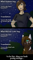 What They Say... by RiverSpirit456