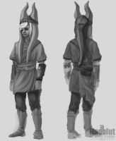 Sith concept art by Lindblut
