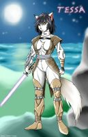 Tessa_-_The_jedi_knight by R-Wolverine
