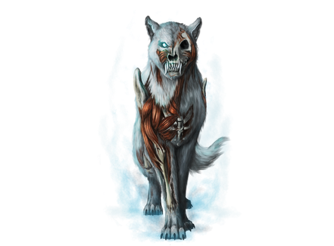 Thyrmwolf by Phantagrafie