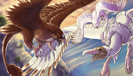 Stryx - The Fast and the Powerful by Calluna-Draconis