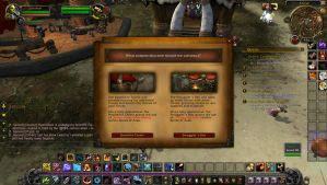 WoD Beta New Content Another Decision by Haaliel