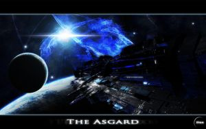The Asgard by Xna