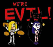 TT- EVIL Little Girls by psuzuki