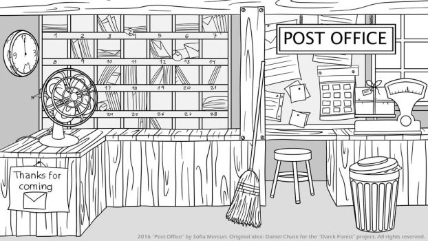 Post Office by sofmer