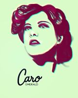 Caro Emerald by MeggieLaFey