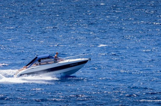 Boating on the Med by Punt1971