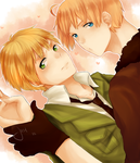 APH - Just Us by milaa-chan