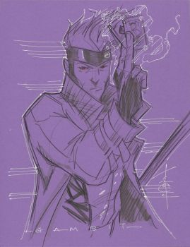 Gambit by Hodges-Art
