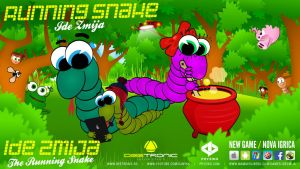 Running Snake (Ide Zmija) FREE GAME Trailer (2014) by djnick2k