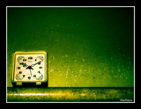 Clock by alsovision