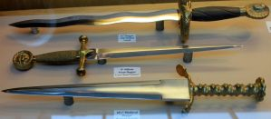 Medieval Dagger Collection by Thy-Darkest-Hour