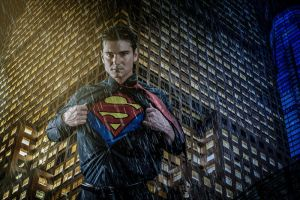 Superman by Distorted-Photgraphy