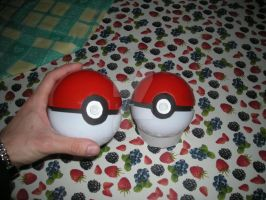 Pokeball by NothinToSay