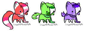 MOAR CATS by Little-Bird-Adopts