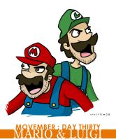movember 30 by striffle
