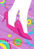 omg Shoes by Blush-Art