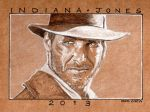 Indiana Jones by Sebastian-Chow